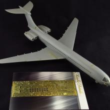 MD14412 Detailing set for aircraft model Vickers VC10