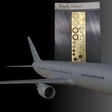 "MD14414 Detailing set for Zvezda kit ""Boeing 767"""