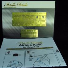 MD14419 Detailing set for aircraft model Airbus A350