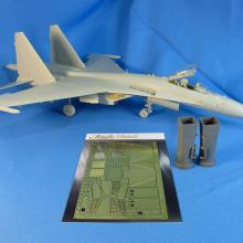 MD4800 Detailing set for aircraft model Su-35