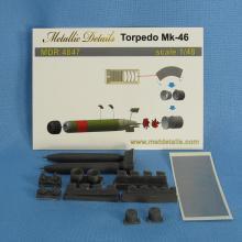 MDR4847 Torpedo Mk-46