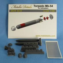 MDR4850 Torpedo Mk-54 for helicopters