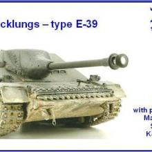 3504MT Entwicklungs Type E-39