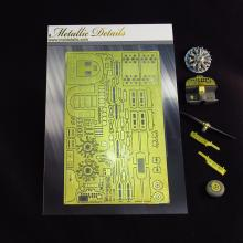 MD4820 Detailing set for aircraft model C-45 Big edition