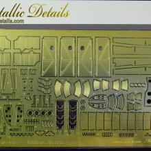 MD4818 Detailing set for aircraft model Ju-88. Exterior