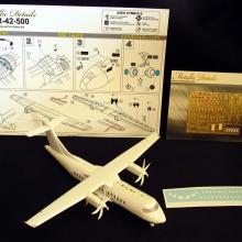 MD14408 Detailing set for aircraft model ATR 42-500
