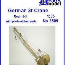 3509 German 3 ton Crane