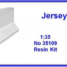 35109 Jersey barriers 4 pcs.