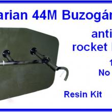 35120 Hungarian 44M Buzoganyveto anti-tank rocket launcher