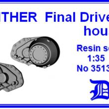 35134 Panther Final Drive housing