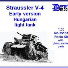 35137 Straussler V-4 Early version