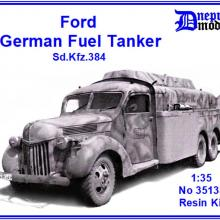 35138 Ford Fuel Tanker Sd.Kfz.384