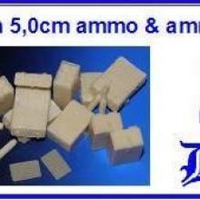 3517 German 50mm ammo & ammo box