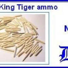 3523 88mm King Tiger ammo