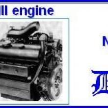 3537 Pz. III engine