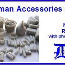 3540 German Accessories set II