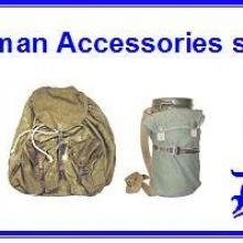 3577 German Accessories set III