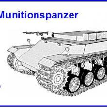 3584 TAS Munitionspanzer