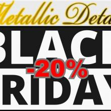 Black Friday (29.11.19) -20% for all